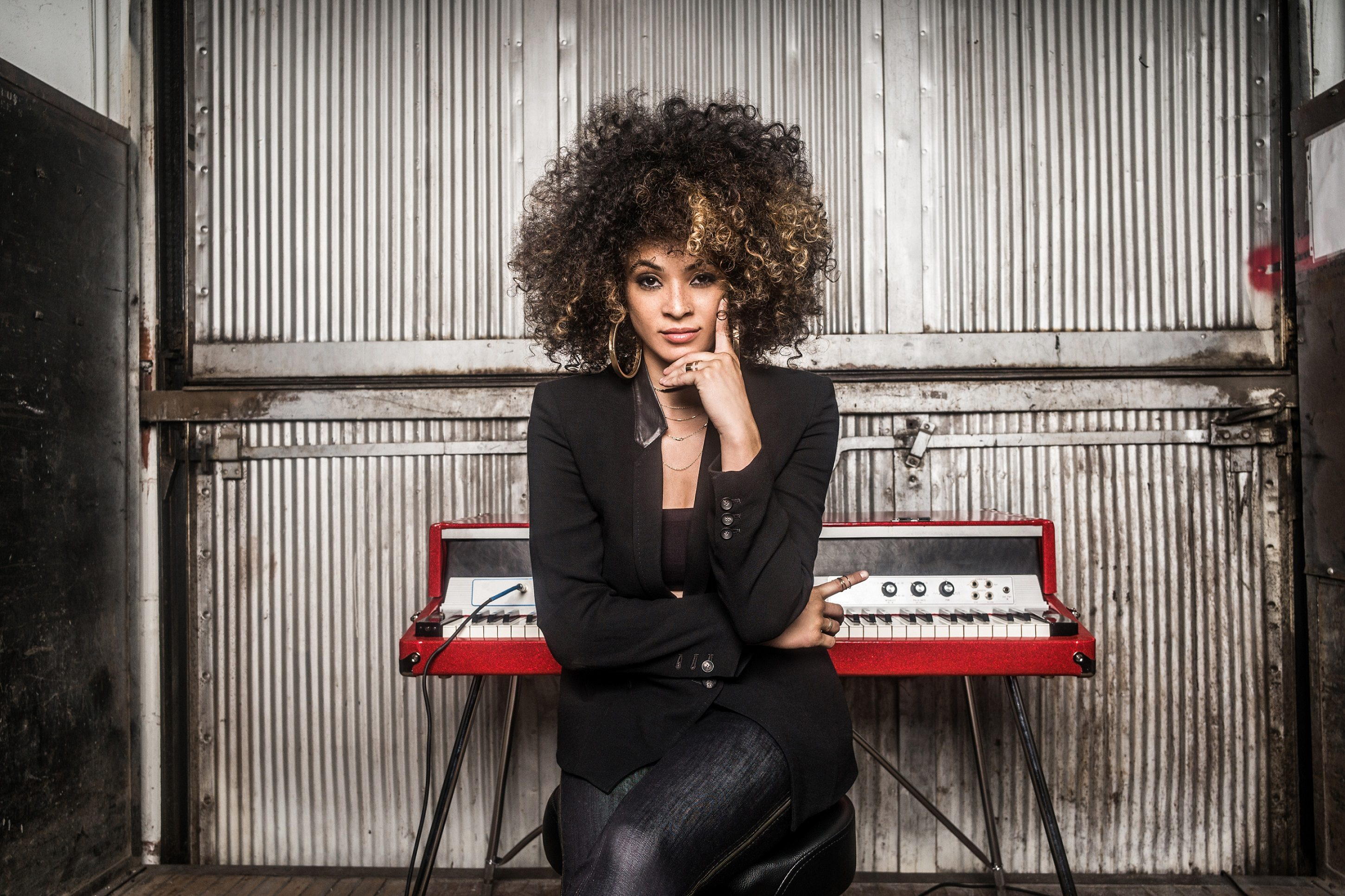 Kandace Springs will perform at Norfolk & Norwich Festival. Credit Mathieu Bitton.jpg