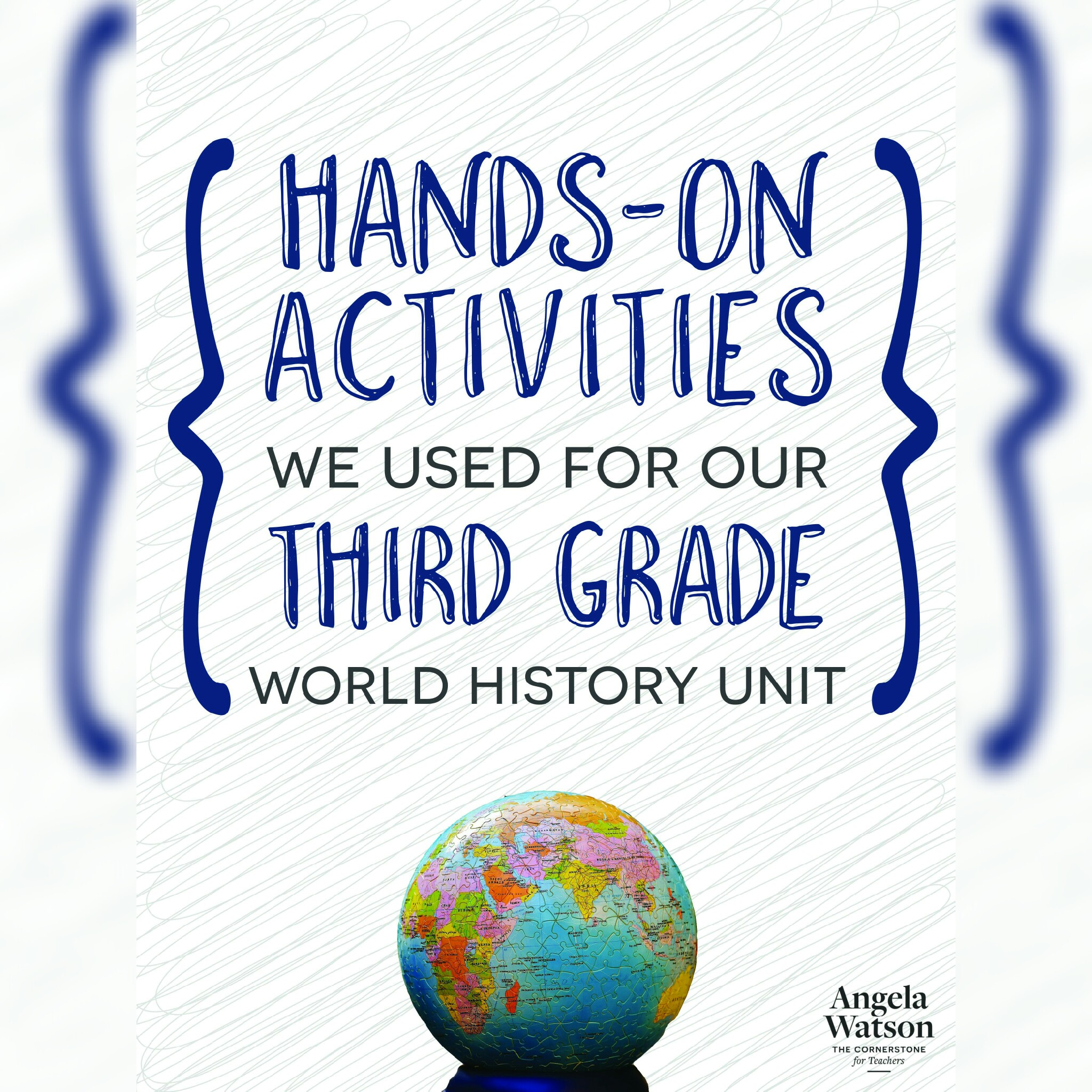 Hands On Activities We Used For Our Third Grade World History Unit