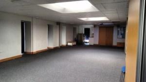 Hall hire cornerstone southend URC