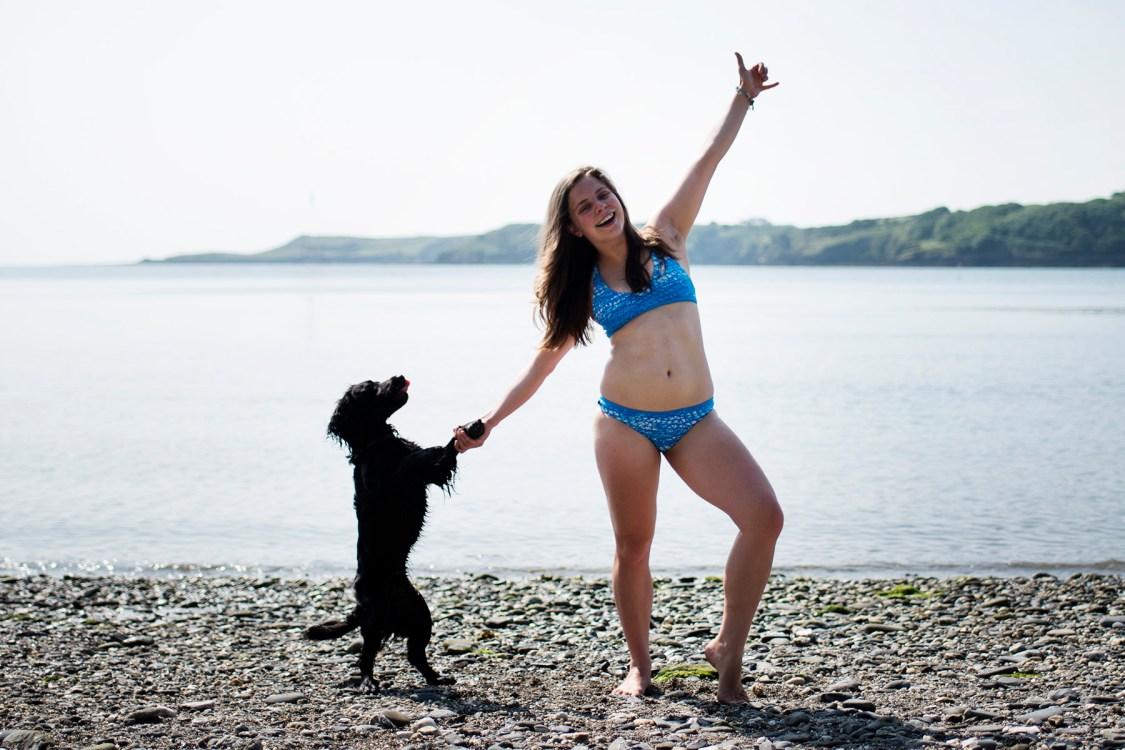 Hattie   The Cornish Dog