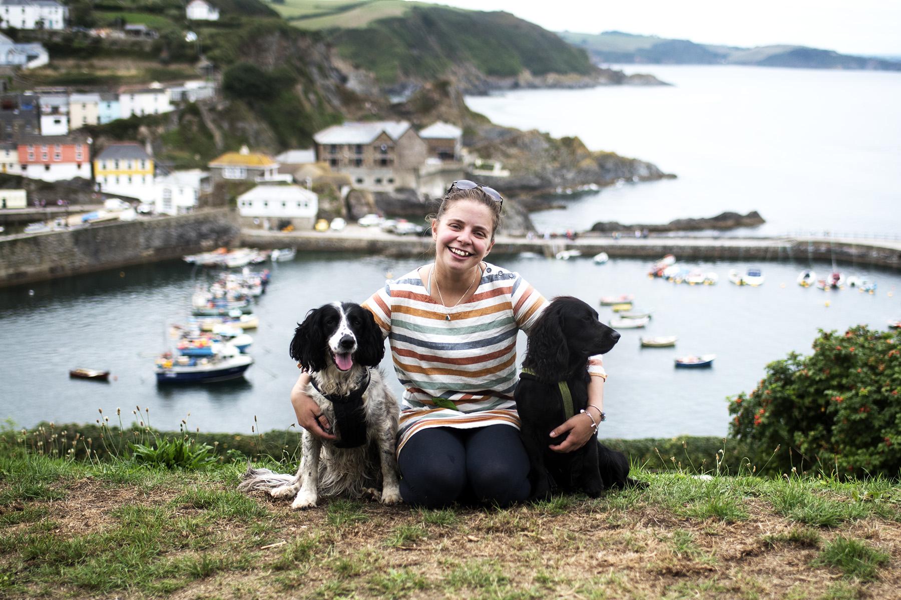 Hattie | The Cornish Dog