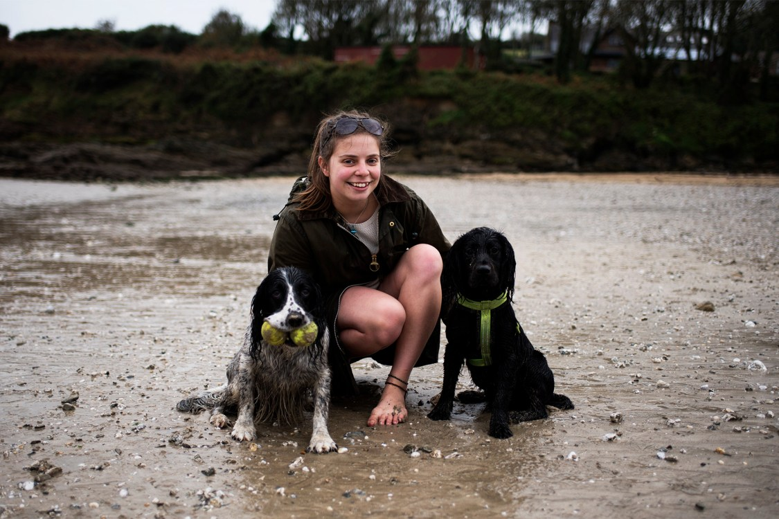 Hattie Woody and Millie | The Cornish Dog