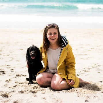 A Capsule Wardrobe for Dog Owners