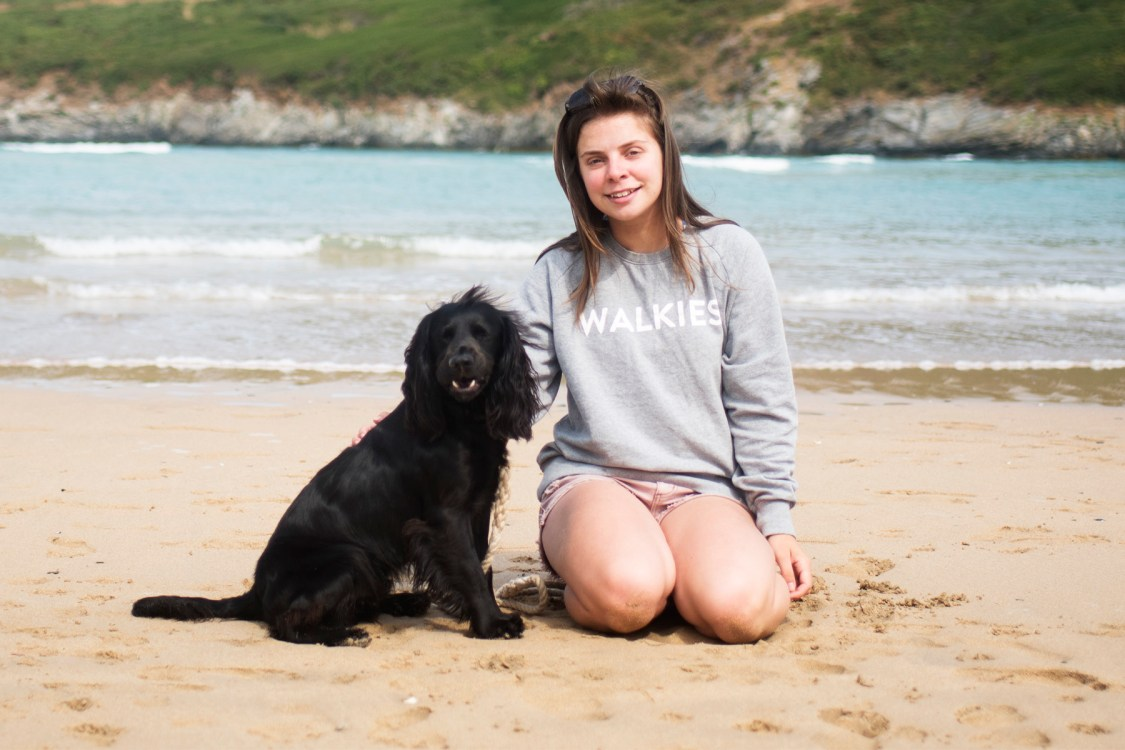Crantock Beach | The Cornish Dog