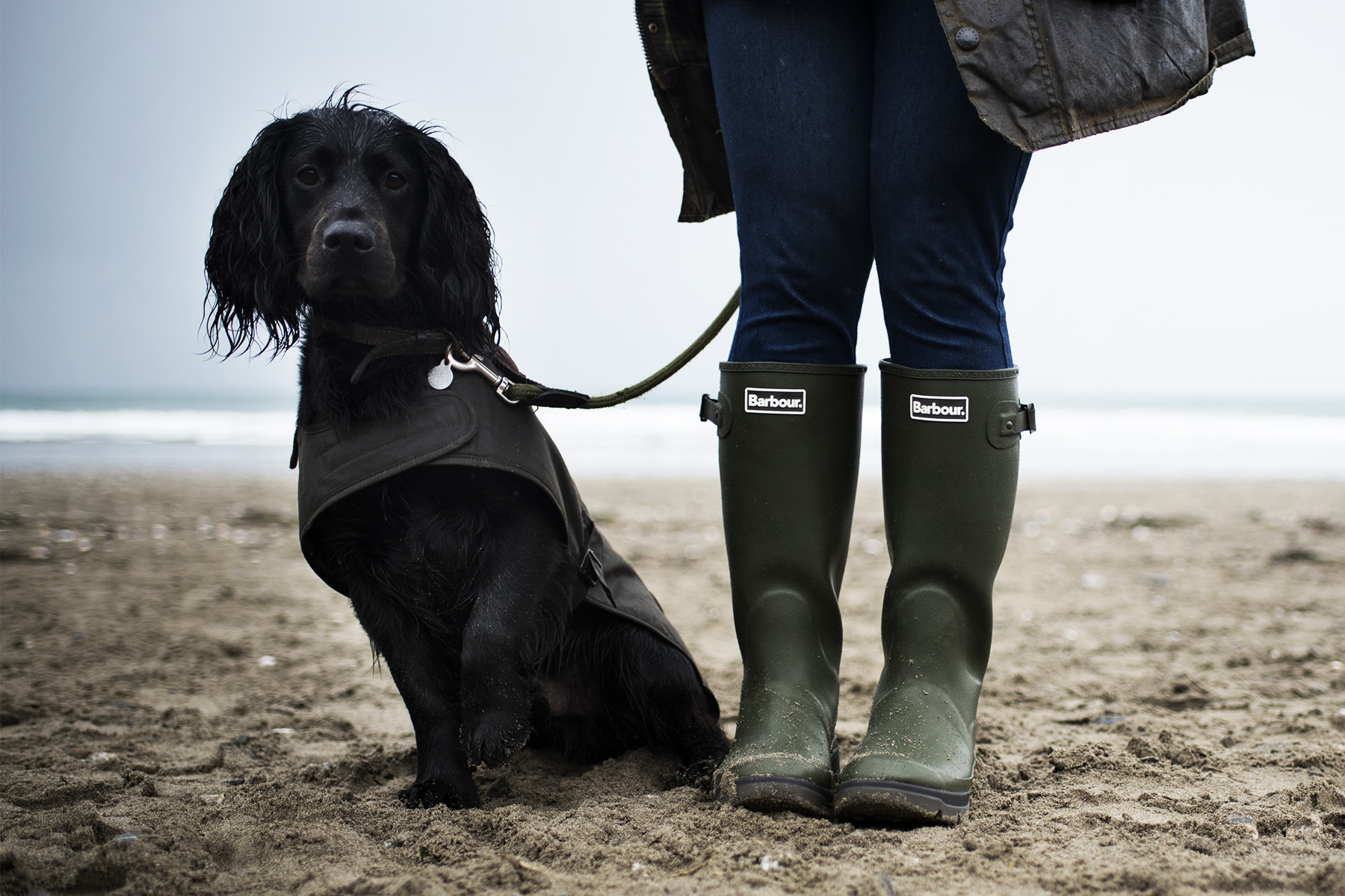 A Capsule Wardrobe for Dog Owners | The Cornish Dog