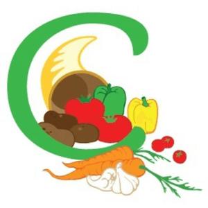 Large Green C Logo