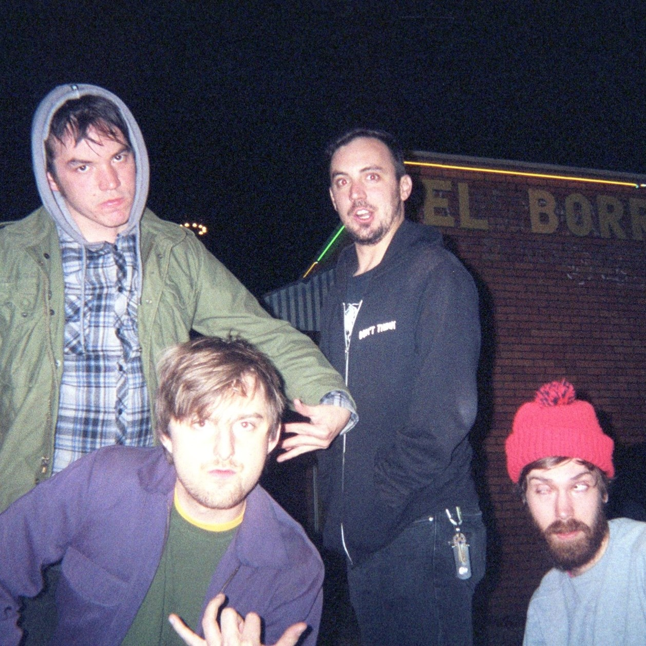 Austin Punk Scene Takes an Eccentric Turn with Cowpunk Quartet Leche - The Cosmic Clash
