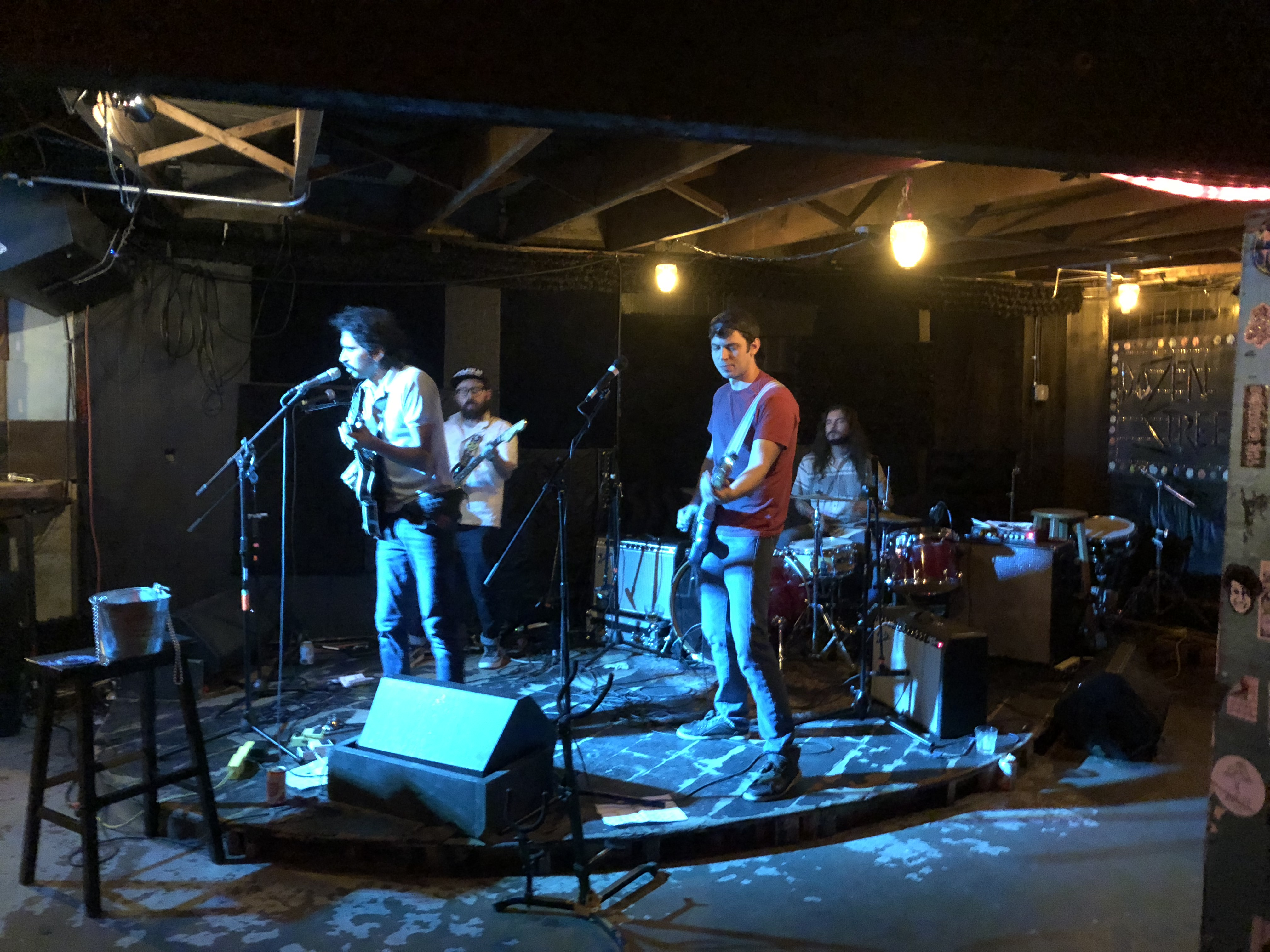 Live music review: An Automatic Weekend at Austin's Dozen Street - The Cosmic Clash