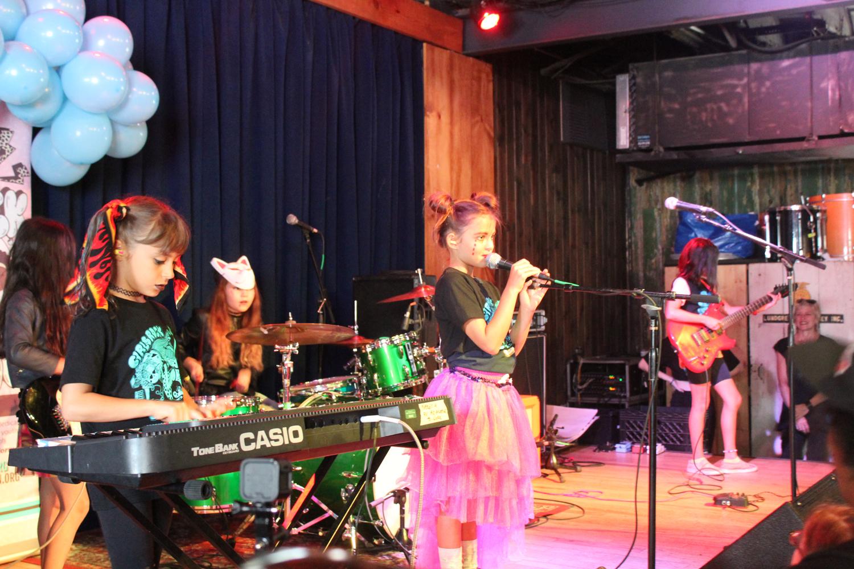 Girls Rock Camp Austin develops real-life skills for women in music