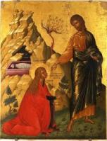 mary magdalene and jesus