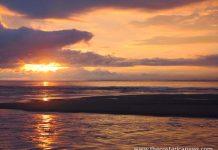 manuel antonio sunset