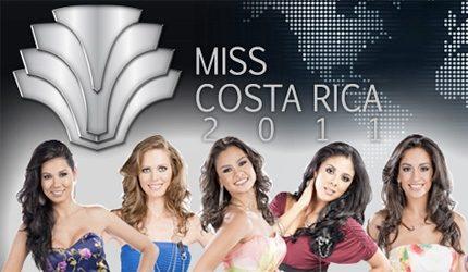 miss costa rica 2011 logo