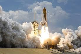 NASA liftoff
