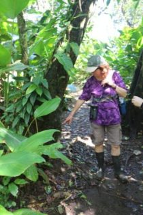 Interview Barbara Hartung Tour Guide Tortuguero