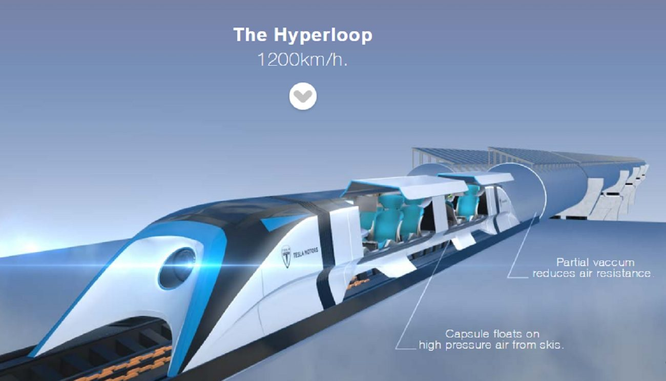 Tico Presence In Hyperloop Transport Pod Competition The