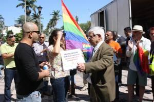Marco Castillo LGBTI community activist Costa Rica