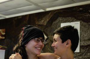 Elizondo Estrada gay couple LGBTI Costa Rica marriage first