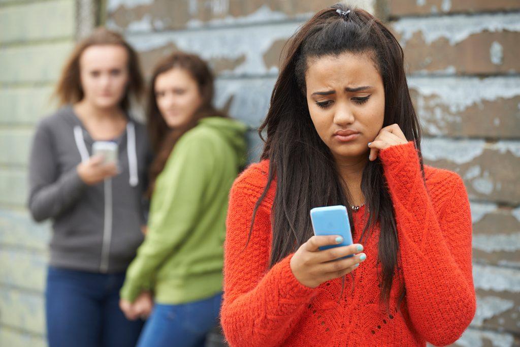 Bullying Problem Kids Teens Bully Cyberbullying