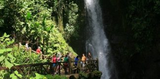 La Paz Waterfalls Park Beauty Nature Experience