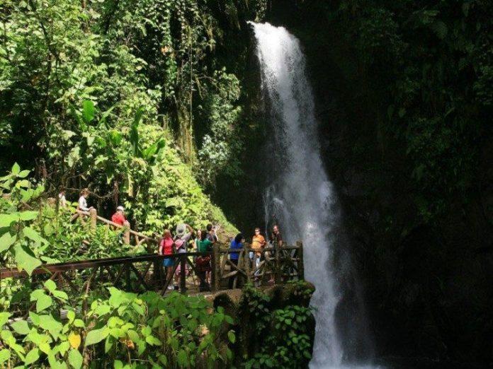 La Paz Waterfalls Park Beauty Nature Experience