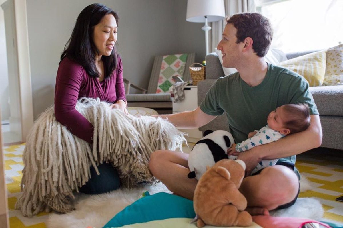 Mark Zuckerberg's letter to his daughter celebrates technology-free childhood recommend
