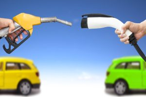Eventually, most vehicles will pass to green energy supply systems.