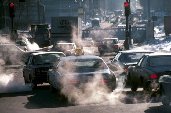 Carbon-emission is highly pollutant.
