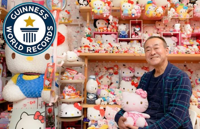 Hello Kitty is a Japanese origin brand which became famous all around the world.