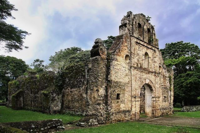 Ruins of the Immaculate Conception Church, Ujarras