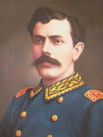 Bernardo Soto Alfaro, President of Costa Rica for the term 1886-1890