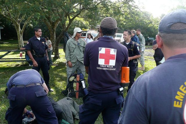 The Red Cross is an important international organization to provide 1st aids care to victims of accidents.