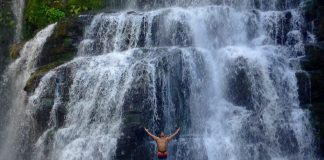 Gnosis Danny at Waterfall