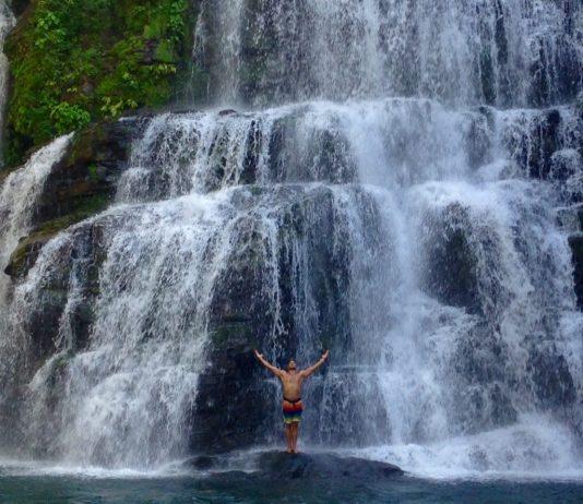 Gnosis Danny at Waterfall