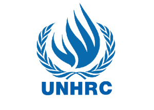 UNHRC deals with human rights affairs worldwide.