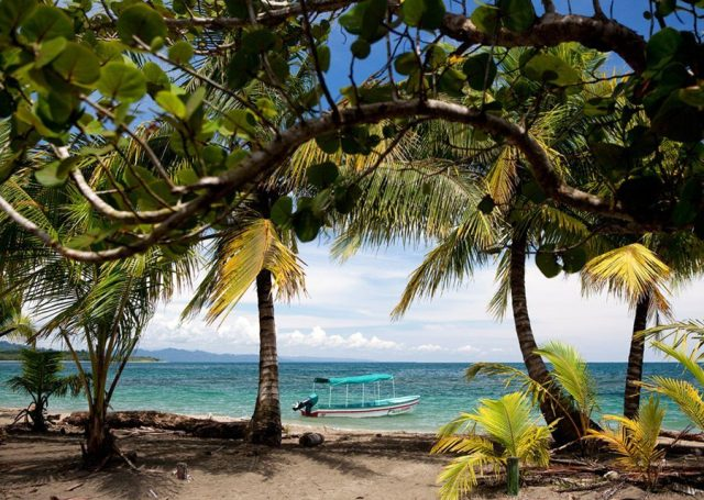 Costa Rican Caribbean zone is extraordinary in natural beauty.