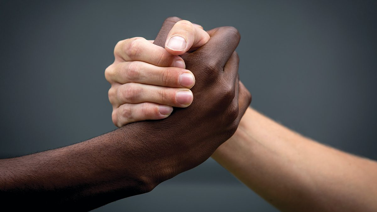 Examine how racism is presented in