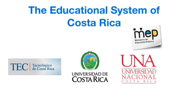 The Costa Rican Educational System | The Costa Rica News