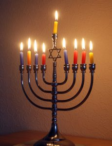 """Hanukkah"" is a very important celebration for Judaism."