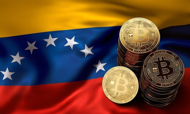 """The creation of a new crypto-currency is supossed to combat the so-called """"Financial Blockade"""" against Venezuela."""
