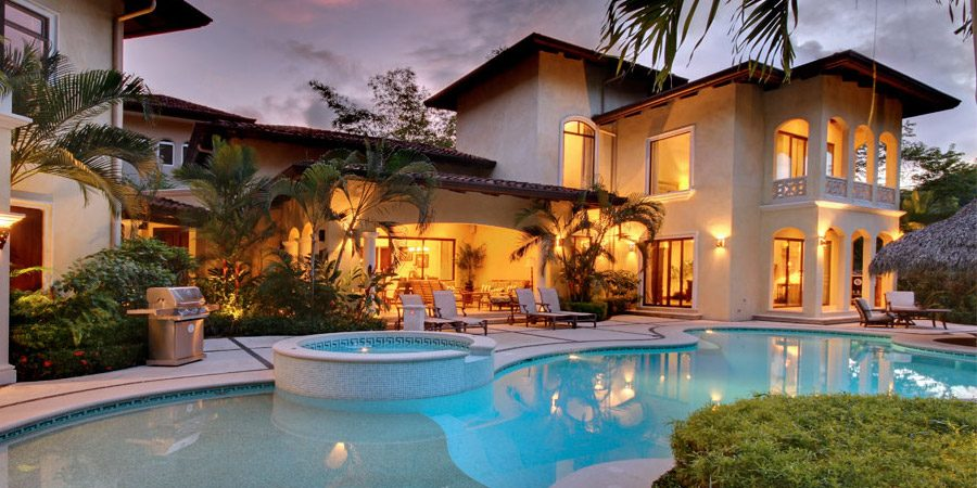 The best places to live in costa rica the costa rica news for Costa rica luxury rentals