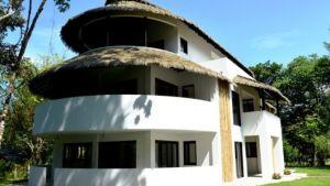 Two Floors House