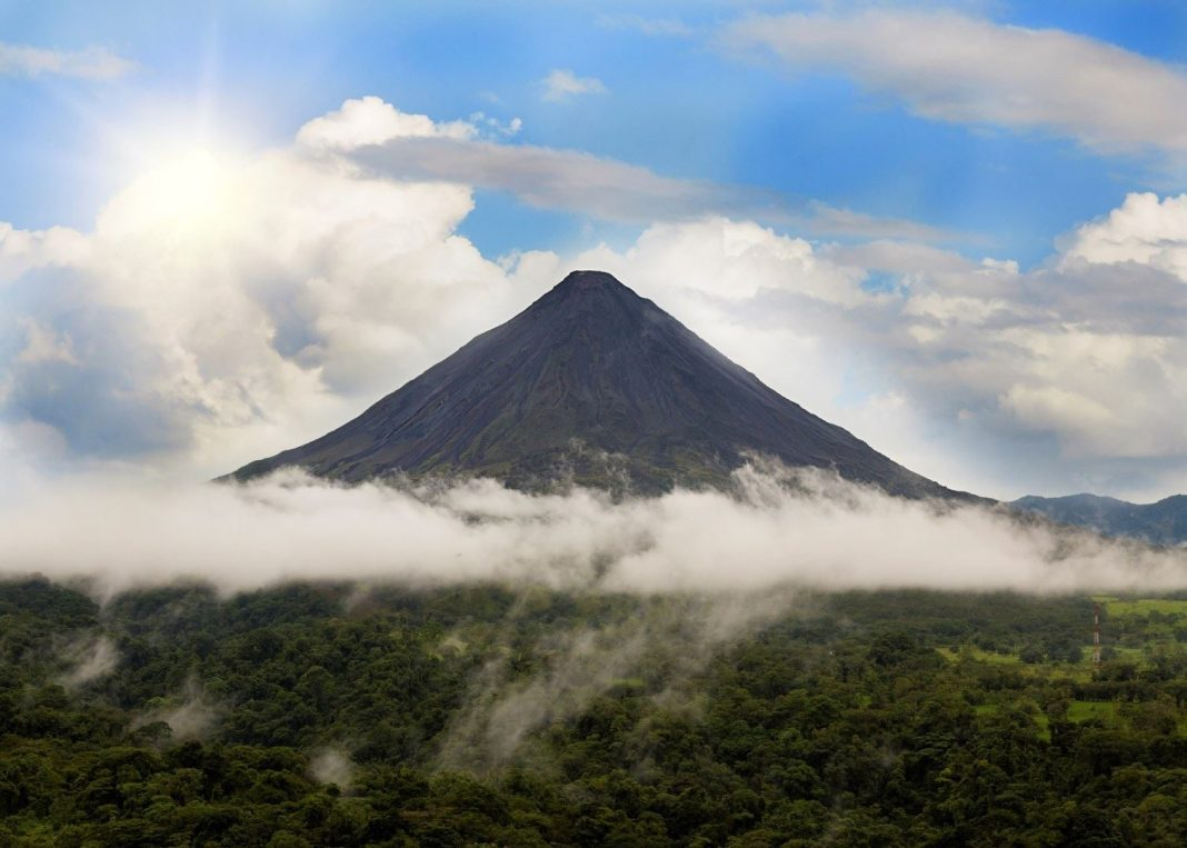 Arenal Volcano and the Cloud Forest