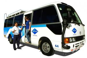 Gray Line Bus - Costa Rica