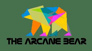 The Arcane Bear Logo