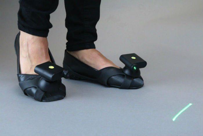 Shoes that help fight Parkinson's