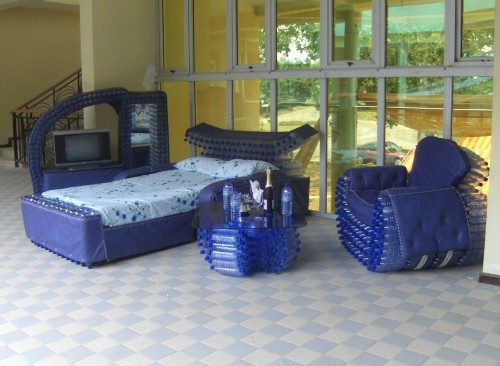 Recycled room set
