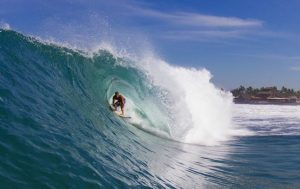 Pure surfing