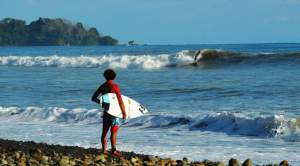 Dominical Surf