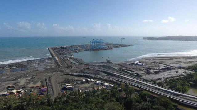 Extension of APM Terminals will be key in the development of Port Limón.