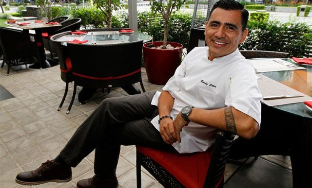 Randy Siles is a Costa Rican chef appointed Gastronomic Ambassador by the ICT.